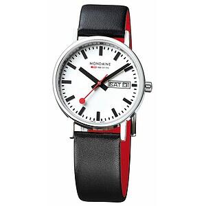 Armband-Uhr von Mondaine A667.30314.11SBB