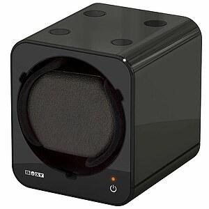 Beco Boxy Fancy Brick 309395 oder 309394 Uhrenbeweger 1er Watchwinder schwarz inkl. Netzteil