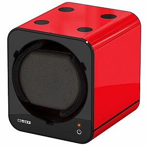 Uhren-Beweger Boxy rot 309406