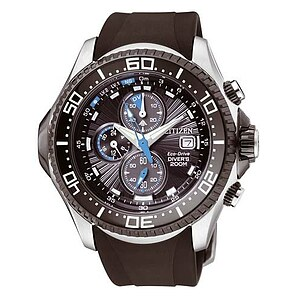 Citizen Uhren BJ2111-08E Eco-Drive Herrenchrono Diver Aqualand - 25298