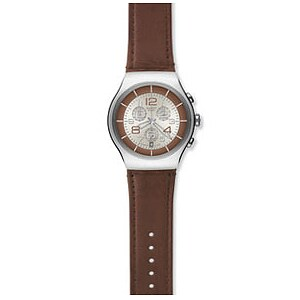 Swatch YOS 435 Master Class Irony The Chrono Massive Bronze - 25319
