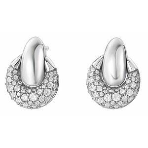 JOOP! JPER90263A000 Jewellery Silber Ohrringe Ellen Pavée weiß