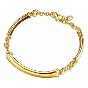 JOOP! JPBR90350B195 Jewellery Bracelet Silber Armband Sofia goldfarben plattiert