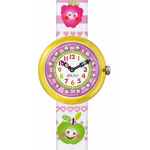 Flik Flak Uhren FBNP004 Girl Kinderuhr Cute-Size (3+) Funny Fruits - 26804