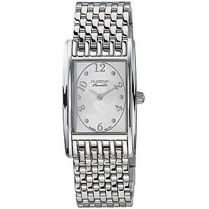 Uhr von Dugena Quadra Ovale 7000030