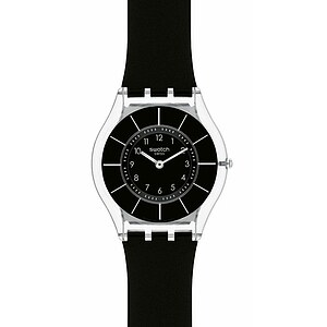Swatch Uhr SFK 361 Lifestyle Skin Black Classiness - 27463