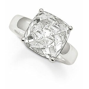 Thomas Sabo TR1895-051-14 The Exotic Issue - Classic Silber Ring Kristall weiß - 27765