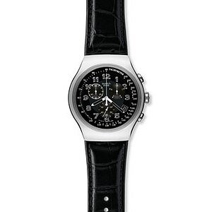Swatch YOS 440 Irony The Chrono Your Turn Black - 28002