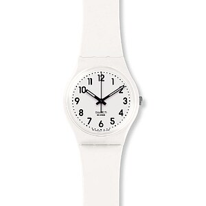 Swatch Uhr GW 151O Colour Codes Gent Just White - 28100