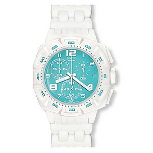 Swatch Uhren-Serie SUIW 403 Chronograph Plastic Oceanpurity - 28414