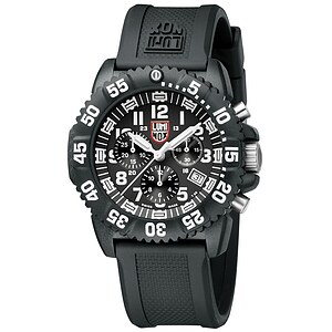 Luminox Uhren 3081 Chronograph Navy SEAL Colormark 3080 Series - 28547