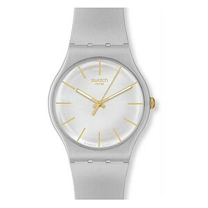 Swatch Uhr SUOZ 101 New Gent Christmas Winter Moon - 29201