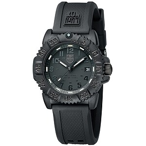 Luminox Uhren 7051.BO Blackout Sea Colormark 7050 Series - 29245