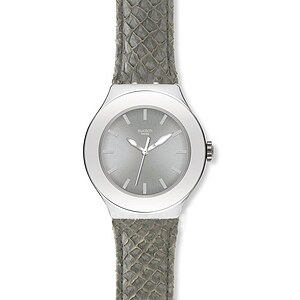 Swatch Irony Nabab YNS 120 Animal Collection Salmon Grey - 29667