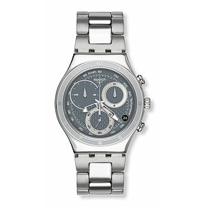 Swatch Uhr YCS546 G Lifestyle Irony Chrono Oblique End Grey - 29896