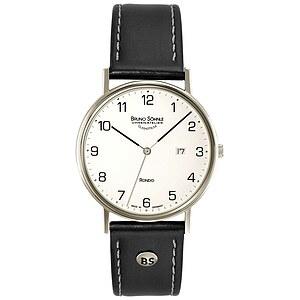 Bruno Söhnle Glashütte Uhren 17-13105-221 (7.1105.221) Herrenuhr Rondo
