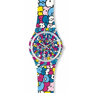 Swatch Uhr GE 232 Kidrobot® Collection Gent Swatch-Love Song - 29951