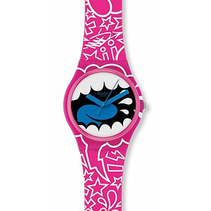 Swatch Uhr GP 133 Kidrobot® Collection Gent Swatch-Shout Out - 29954