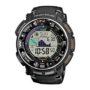 Casio Uhren Pro Trek  PRW-2500-1ER Gunung Bintang