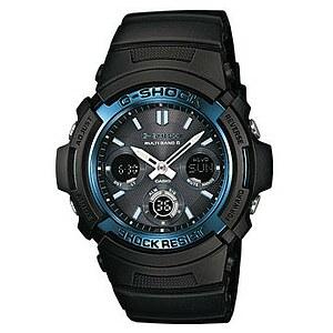 Casio Uhren G-Shock AWG-M100A-1AER