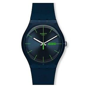 Swatch Uhr SUON 700 New Gent Blue Rebel