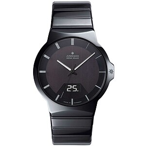 Junghans Force 018/1133.44 Multifrequenz-Funk-Solarwerk