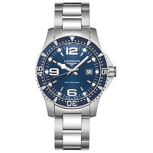 Longines Uhren L3.730.4.96.6 Herren-Armbanduhr HydroConquest