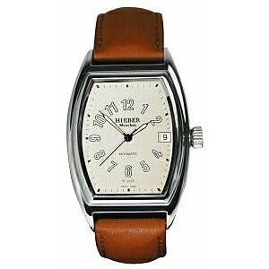 Hieber Uhren 2002 Cintrex Curvex silber limitiert auf 50 Stück