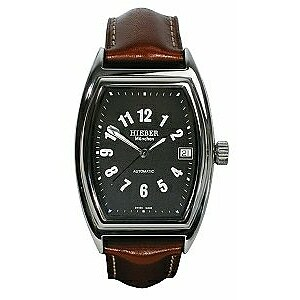 Hieber Uhr 2002 Cintrex Curvex schwarz limitiert auf 50 Stück