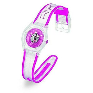 Swatch Uhren Jelly in Jelly SUJK 103 Pinksea - 33299