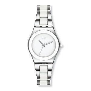Swatch Uhren YLS 141GC Tresor Blanc