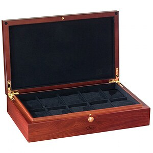 Uhrensammlerbox 10er Atlantic Watch Collector's Box 309371 - 35366