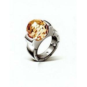 Ring Grace champagnerfarben von JOOP! Silber-Schmuck JJ0847