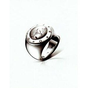 Ring Mia von JOOP! Silber-Schmuck JJ0850