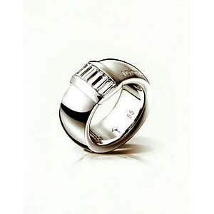 JOOP! Jewellery Silber-Ring Sarah JJ 0863