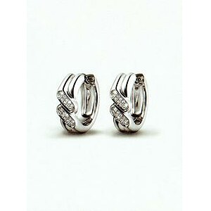JOOP! Jewellery JJ 0868 Silber-Creolen