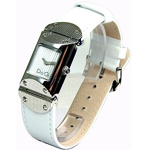 Dolce & Gabbana Time Lady Tweed white  DW0326 - 36936