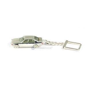 Schlüsselanhänger aus 925 Sterling Silber BMW 535