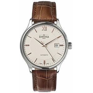 Davosa Herrenautomatik der Uhrenserie Classic161.456.32