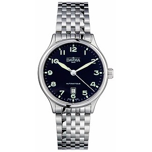 Davosa Herrenautomatik der Uhrenserie Classic 161.456.50