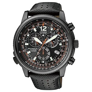 Citizen Uhren AS4025-08E Eco-Drive Herren-Chrono Promaster Sky schwarz - 53196