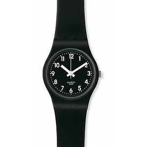 Swatch Uhr LB 170E Single Tour Collection Lady Black