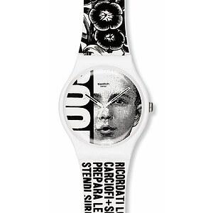 Swatch Uhr SUOZ 127 New Gent Lorenzo Petrantoni Time Trial