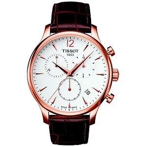 Tissot T063.617.36.037.00 Herrenchronograph  T-Classic der Uhren-Serie Tissot Tradition