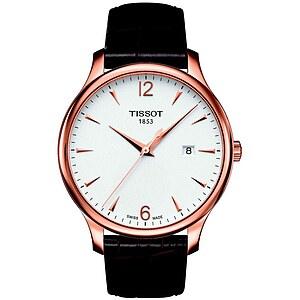 Tissot T063.610.36.037.00 Herrenuhr  T-Classic der Uhren-Serie Tissot Tradition