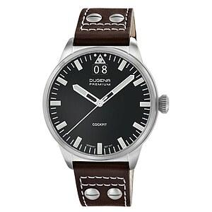 Dugena Premium Herrenuhr 7000176 der Uhrenserie Cockpit XL