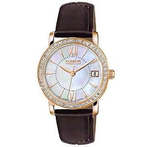 Dugena Premium Damenuhr 7500157 der Uhrenserie Rondo Petit