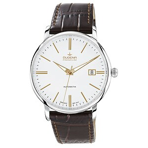 Dugena Premium Mechanik Herrenuhr 7000191 der Uhrenserie Festa Automatic