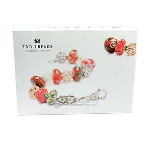 Weihnachtspaket-Bead Universal von Trollbeads  W12012