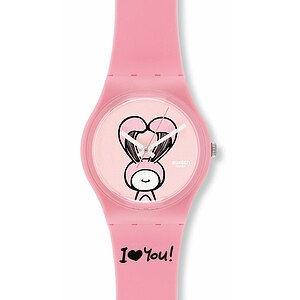 Swatch Uhr GZ 265 Gent Love Collection Lovely Mine - 55166